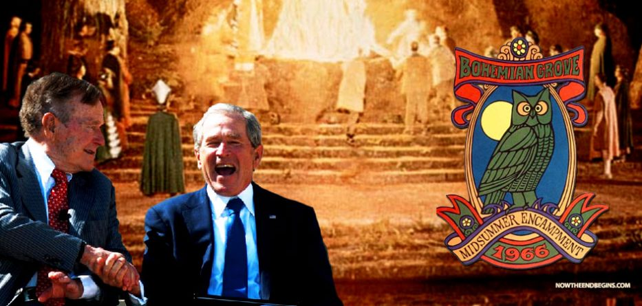 THE REPUBLICAN PARTY FINALLY SET FREE FROM THE GRIP OF THE BUSH CRIME FAMILY AND OTHERPHONIES
