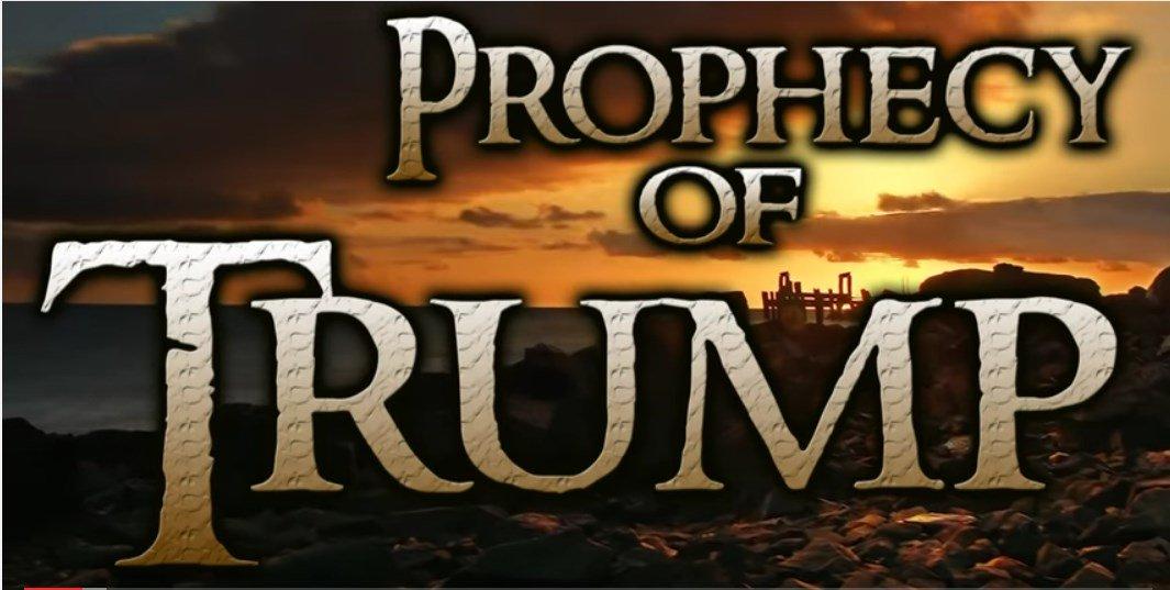 """FIREFIGHTER PROPHET"" UPDATES HIS VISION FOR DONALD TRUMP'SPRESIDENCY"
