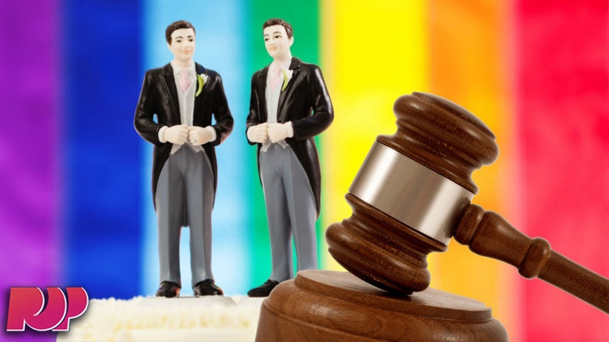 Supreme Court Rules In Favor Of Christian Couple Who Refused To Bake Cake For GayWedding