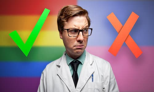 CHRISTIAN DOCTOR FIRED FOR BELIEVING IN ONLY TWOGENDERS