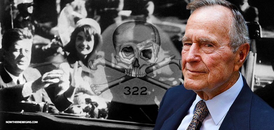 GEORGE H.W. BUSH PLANNED AND CARRIED OUT THE EXECUTION OF JFK