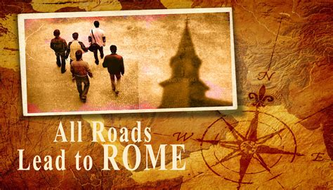 ALL ROADS LEAD TO ROMEPROPHECY