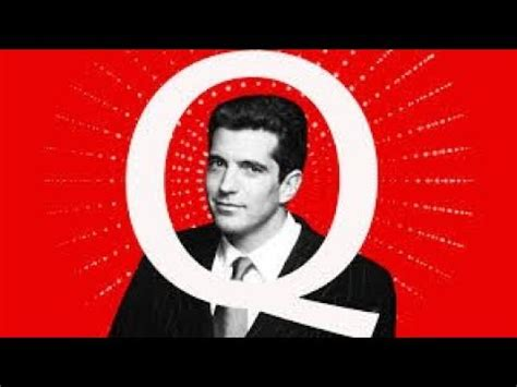 IS JFK JR. ALIVE, AND IS HE Q?