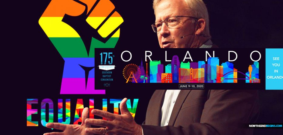 SOUTHERN BAPTIST CONVENTION  CHOOSES PRO-LGBTQ+ PASTOR AS 2020 CONFERENCEPRESIDENT