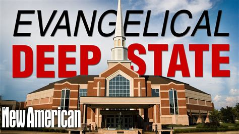 """THE DEEP STATE """"CHURCH"""" HAS BEENACTIVATED"""
