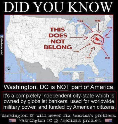 WHY THE CORPORATION, CALLED WASHINGTON D.C., IS NOW A FOREIGN ENTITY ON AMERICAN SOIL OF SOVEREIGN STATES